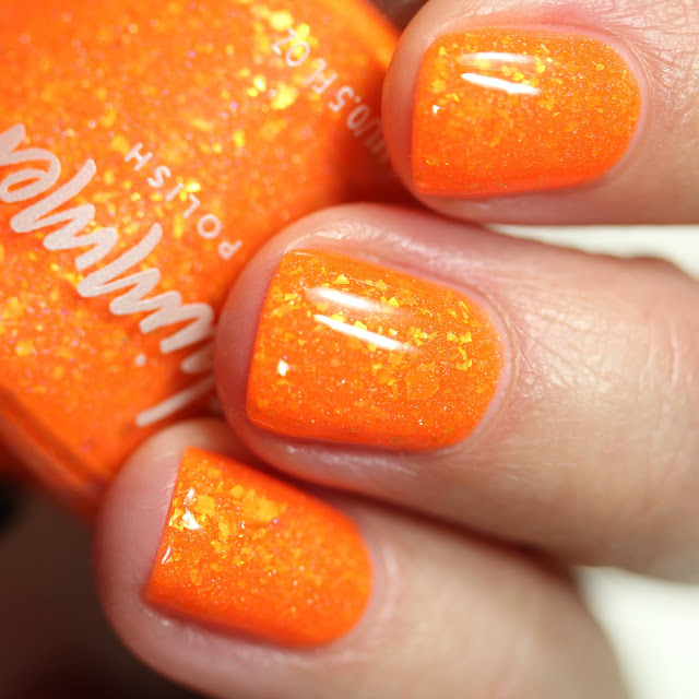 KBShimmer Hey There Pumpkin swatch
