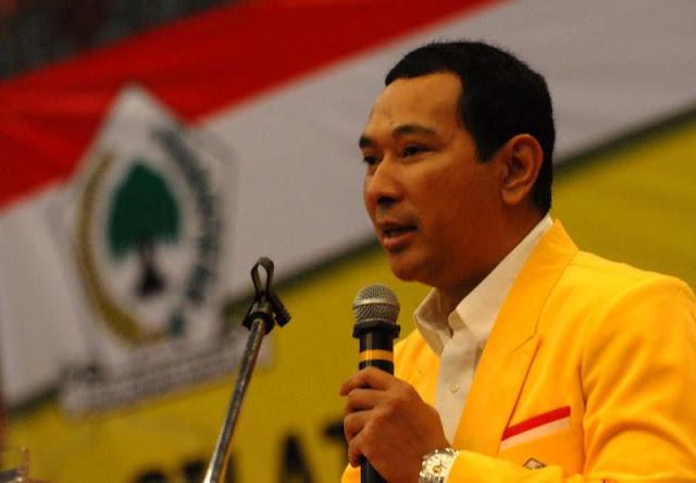 Pengamat Politik Universitas Al-Azhar Indonesia Ujang Komarudin: 'Kisruh Partai Berkarya Karena Ulah Operasi Senyap Penguasa'