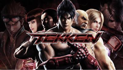Tekken game franchise