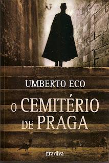 Burn News: Novo romance de Umberto Eco, O Cemiterio de Praga. 15