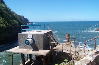 PLTGL (Pembangkit Listrik Tenaga Gelombang Laut)