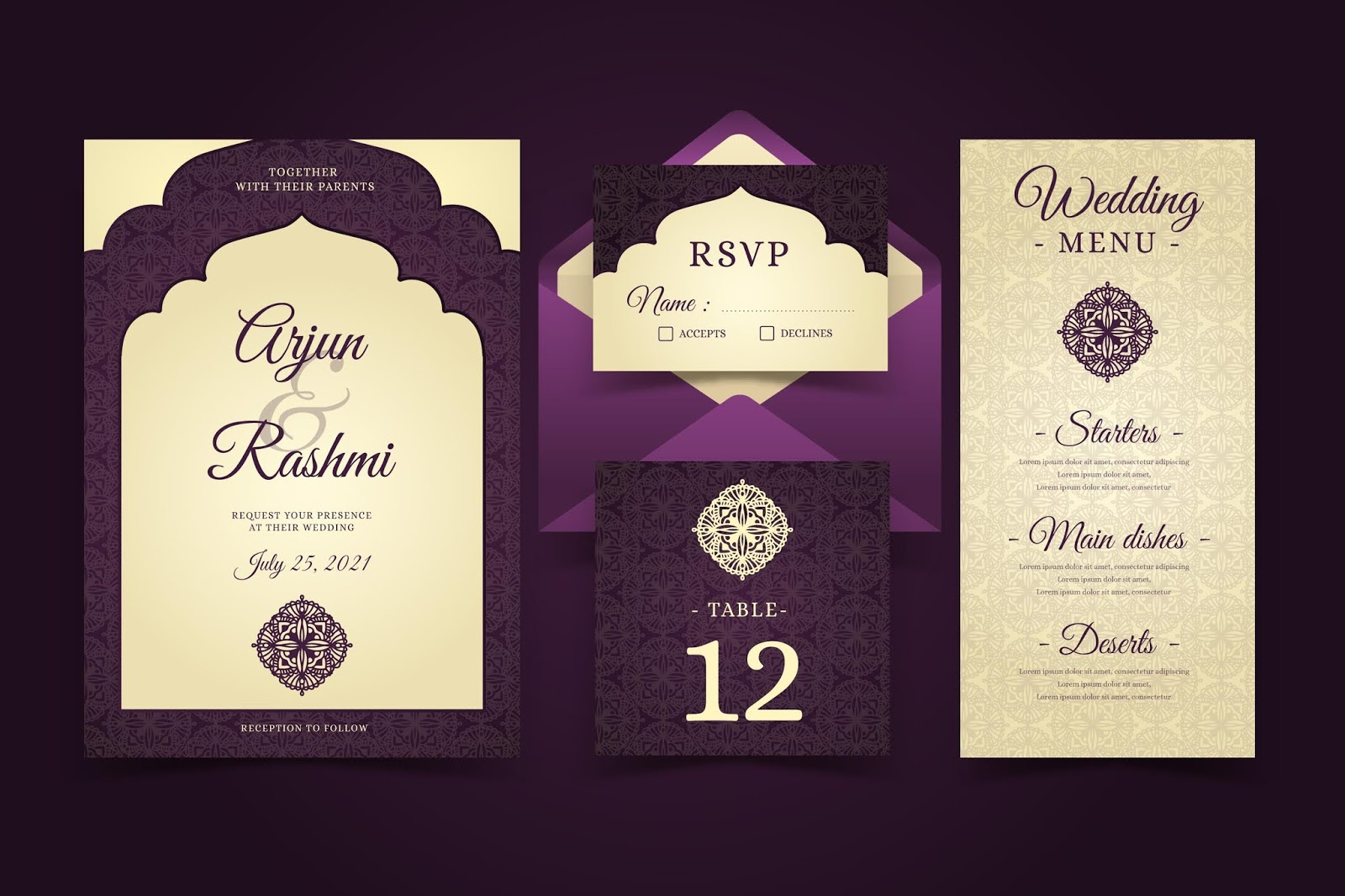 Vector designs designs and engravings for wedding cards and invitation cards in a more wonderful way