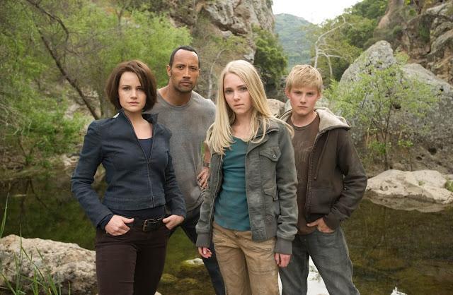 Fotograma: La montaña embrujada (2009)