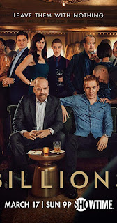 Billions Temporada 4 audio latino