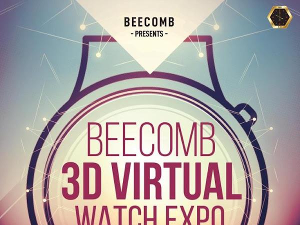 Jom Shopping Jam di Expo Jam 3D Virtual Pertama di Malaysia.