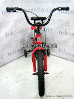 2 Sepeda Anak Phoenix P518 Motocross 16 Inci