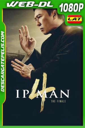 Ip Man 4 (2019) 1080P WEB-DL Latino – Ingles