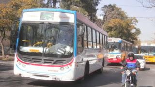 Omnibus y un paro de la UTA