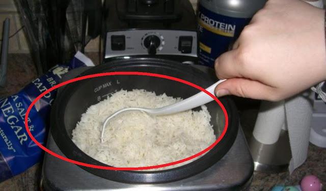 INFO PENTING bagi para ibu Inilah Tips Agar Nasi Tidak Basi dan Kering di Dalam Rice Cooker