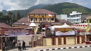 Diduga 2 Pelaku Pembalakan Hutan Ditangkap Polres Samosir