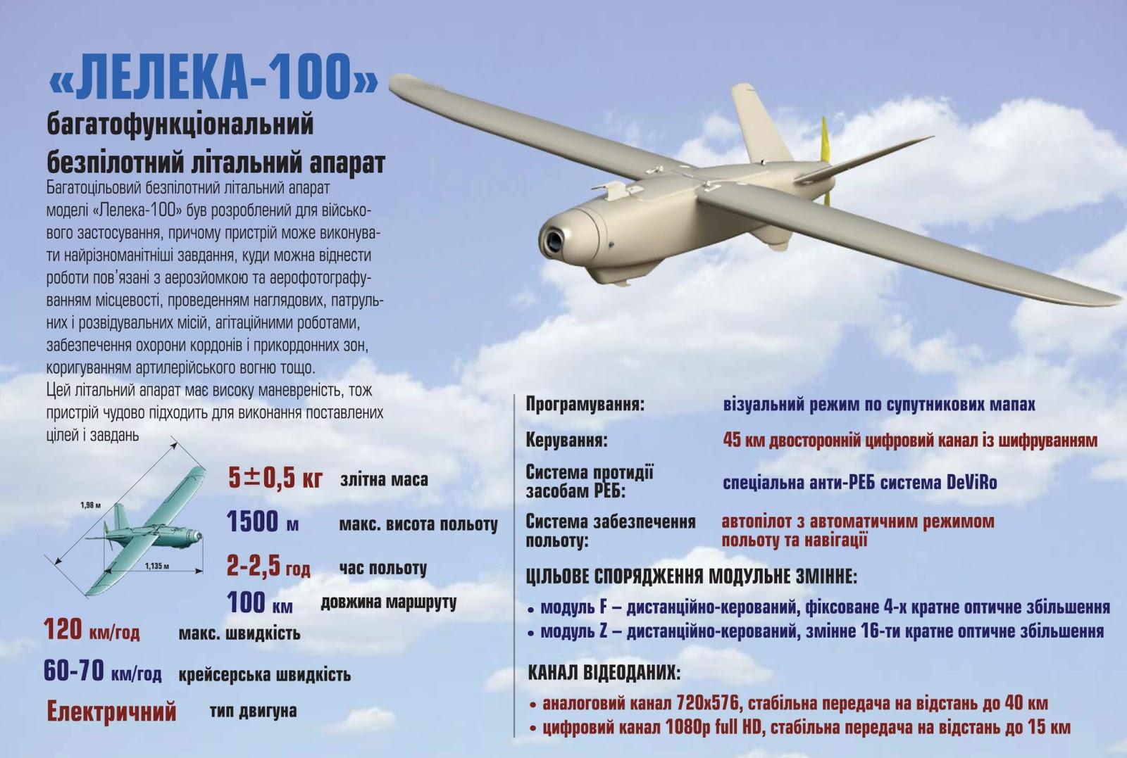 Лелека-100