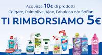 Colgate premia la tua spesa in Carrefour : cashback del 50% di quanto speso ( fino a 5 euro) 