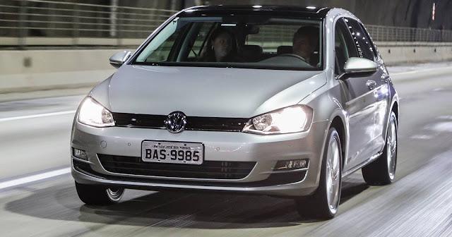 Chevrolet Cruze 2018 x VW Golf - consumo e preço