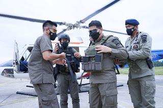 Kiprah Sang Jenderal Memimpin Ops Nemangkawi Menumpas Teroris KKB