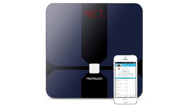 Hamswan Bluetooth Smart Scale Review