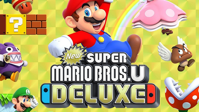 Comprar New Super Mario Bros. U Deluxe Black Friday