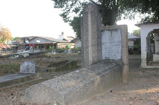 Kerkhof Makam Tua Belanda Di Pangkalpinang