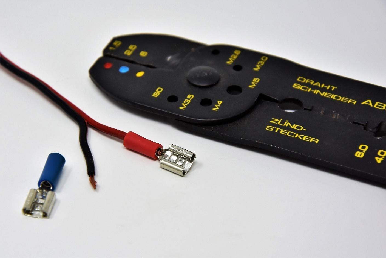 Spade Connectors