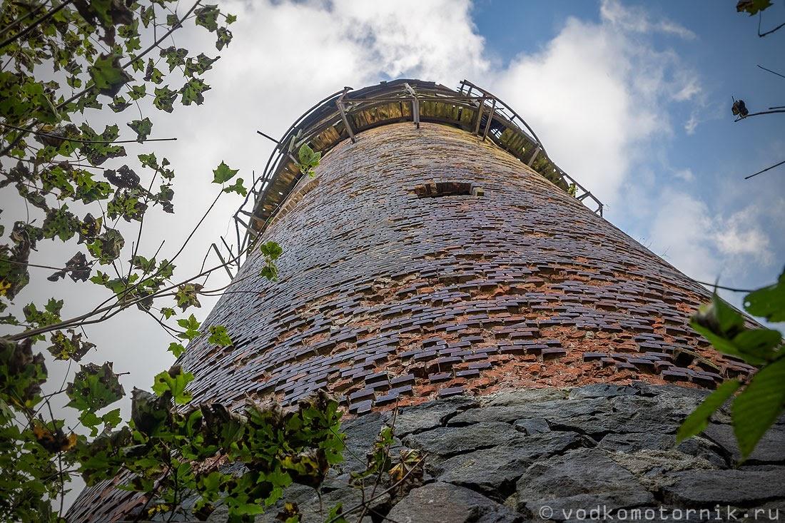 Водонапорная башня в Корнево 1