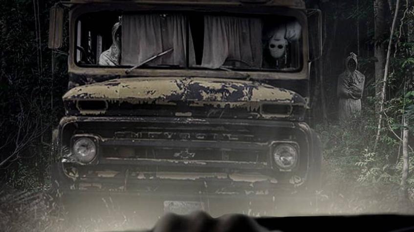 Tempat Angker! Bus Hantu di Alas Mantingan