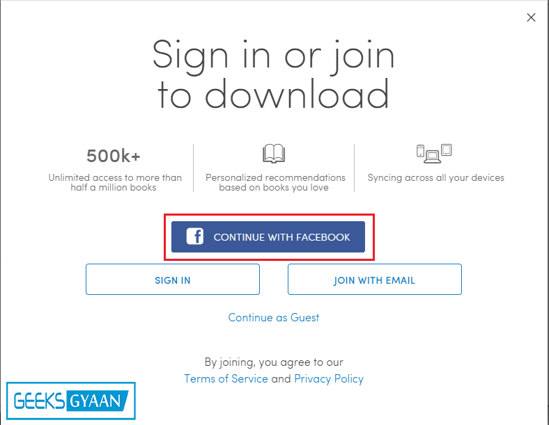 How to Download from Scribd for Free - Geeks Gyaan