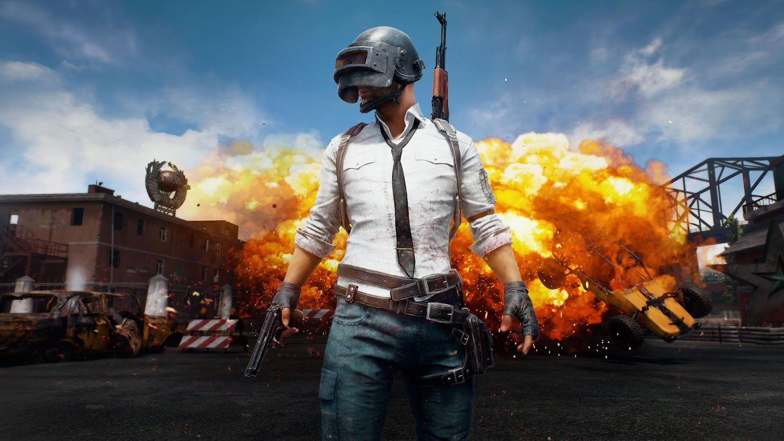 PUBG HD Wallpapers..