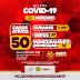 Jaguarari registra 03 novos casos de coronavírus nesta quarta-feira (05)