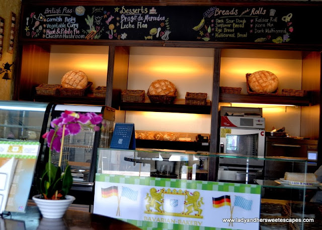 Bacolod Chk-n-BBQ House and Bavarian Bakery Karama