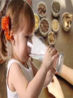 علاج الجفاف الشديد