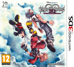 Kingdom Hearts 3D: Dream Drop Distance (Español) (3DS)