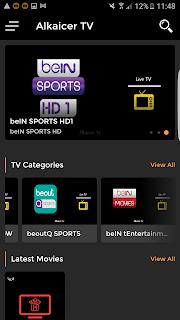 Alkaicer Tv APK Watch the latest Movies & Series 2021 By IPTV4BEST.COM