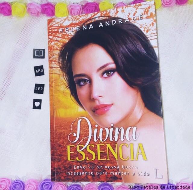 Divina Essência, Helena Andrade, livro, Ler Editorial