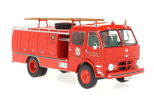 Pegaso 1010 DCI 1960 1:43 Bomberos camiones pegaso