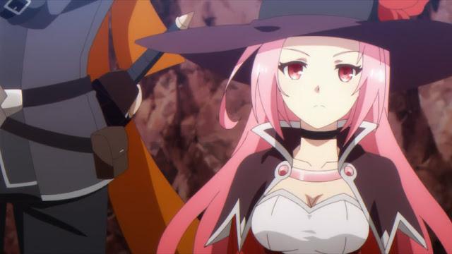 King's Raid: Ishi wo Tsugumono-tachi Episode 11 Subtitle Indonesia