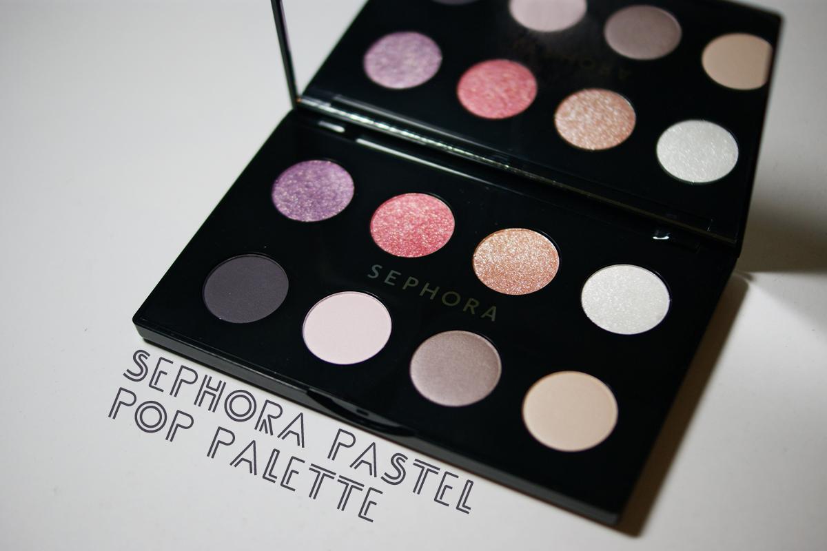 lipstick lacquer sephora pastel pop palette swatches review. Black Bedroom Furniture Sets. Home Design Ideas