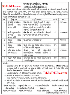 Balva Nagarpalika Jobs 2019
