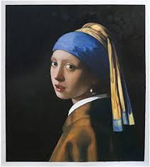 İnci Küpeli Kız
