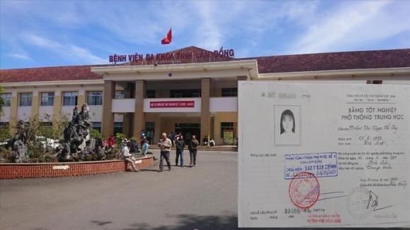 Lộ dần nhân thân bà Trần Thị Ngọc Ái Sa (giả)