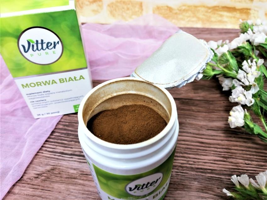 Suplementy diety Vitter PURE