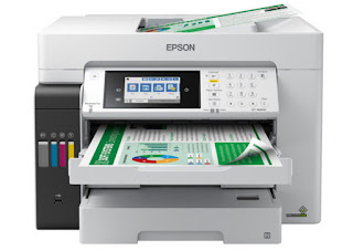 Epson EcoTank Pro ET-16600 Driver Downloads And Review