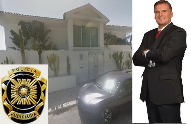 Assalto a mansão de milionário alemão pôs a descoberto alegadas orgias com menores e adolescentes no Monte Estoril