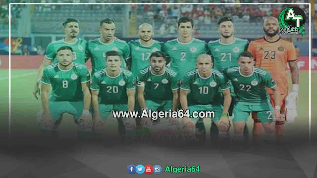 رسميا هذا هو منافس الخضر في مباراة ثمن نهائي كأس أفريقيا مصر 2019