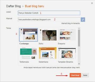Cara Buat Blog Indo Gratis Terbaru Untuk Pemula