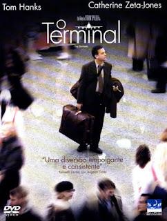 o terminal tom hanks catherine zeta jones drama romance aeroporto filme netflix