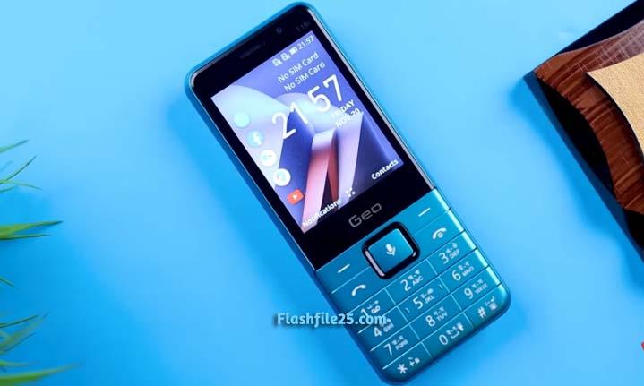 Geo Phone T19i Flash File