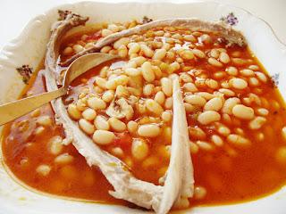 Butter Beans (Kuru Fasulye)