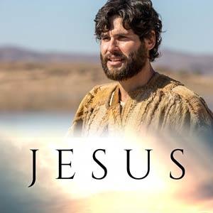 Poster da novela Jesus