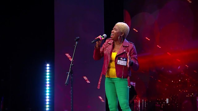 "La emotiva historia de Florance Alssaint, la cantante haitiana que sorprendió y emocionó al jurado de ""Got Talent"" Chile"