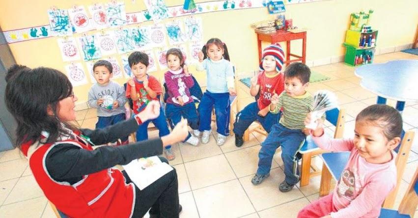 MINEDU evalúa a más de 300 profesores de educación inicial pública de la DRE Piura