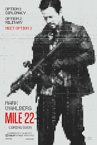 Mile 22 (BRRip 720p Dual Latino / Ingles) (2018)
